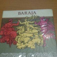 Barajas de cartas: BARAJA DE CARTAS FURNIERT SERIE MITOLOGÍCA PRECINTADO. Lote 67656749