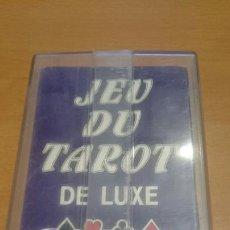 Barajas de cartas: BARAJA TAROT DE FOUERNIET CON FOLLETO Y CAJA ORIGINAL SIN USAR. Lote 67659355