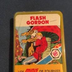 Barajas de cartas: MINI BARAJA DE FOURNIER FLASH GORDON. Lote 67986669