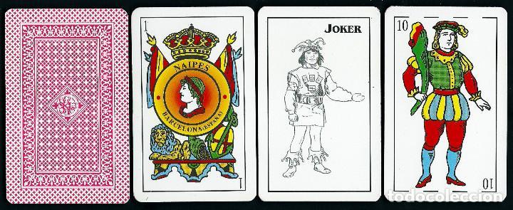 BARAJA ESPAÑOLA. 50 CARTAS. MAS REYNALS?. (Juguetes y Juegos - Cartas y Naipes - Baraja Española)