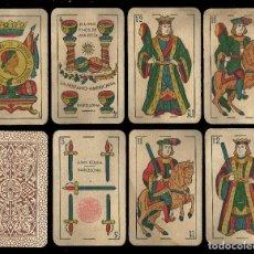 Barajas de cartas: BARAJA ESPAÑOLA. LA HISPANO-AMERICA. JUAN ROURA. 48 CARTAS.. Lote 68232525