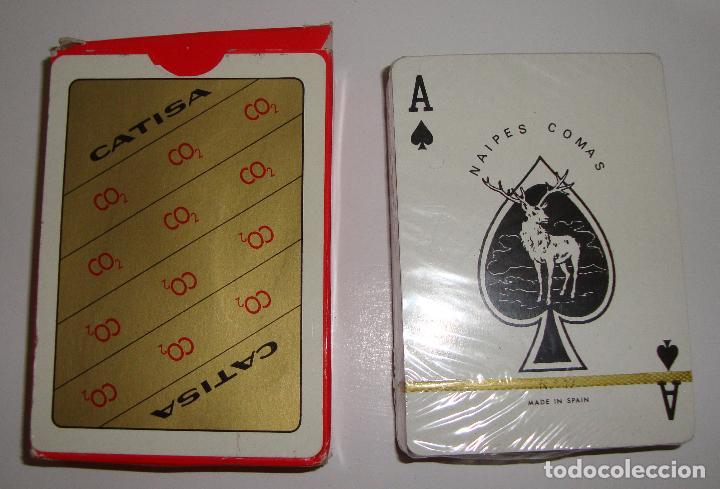 Tc 2 Juego De Cartas Naipes Poker Publicidad Comprar Barajas De