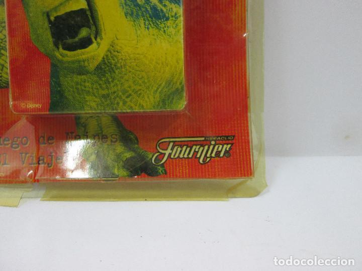 Barajas de cartas: FOURNIER JUEGO DE NAIPES DISNEYS DINOSAURIO EN BLISTER - Foto 2 - 68394989