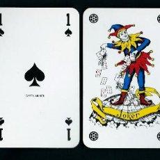 Barajas de cartas: BARAJA POKER. PUBLICIDAD RICARD. ED.CARTA MUNDI. . Lote 68445133