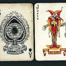 Barajas de cartas: BARAJA PLAYING CARD CO LTD. POKER- BRIDGE. 53 CARTAS. Lote 68451433