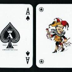Barajas de cartas: BARAJA POKER. AMERICAN PLAYING CARDS POKER. 54 CARTAS. CON CAJA ORIGINAL. MADE IN WEST GERMANY.. Lote 68471881