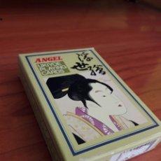 Barajas de cartas: BARAJA CARTAS POKER ÁNGEL UKIYOE JAPÓN. Lote 68543979