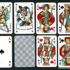 Barajas de cartas: BARAJA POKER, ALEMANA. 55 CARTAS.. Lote 68640597