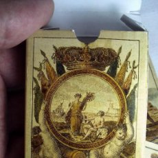 Barajas de cartas: BARAJA COMPLETA DE CARTAS LOS CUATRO CONTINENTES. 1877. COLECCIONISTAS.. Lote 68985169