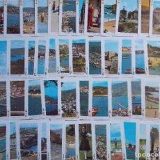 Baralhos de cartas: JUEGO COMPLETO DE POKER NAIPES COMAS BARAJA DE CARTAS DE LUGARES DE GALICIA. Lote 69112933