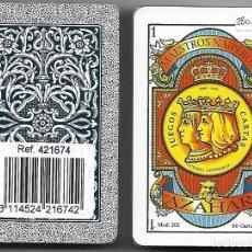 Barajas de cartas: BARAJA ESPAÑOLA, 48 CARTAS + 2 COMODINES, NAIPES AZAHAR DE MAESTROS NAIPEROS. PRECINTADA.. Lote 69314201