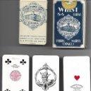 Barajas de cartas: BARAJA DE BRIDGE WHIST DEL 1939, BUENOS AIRES, 54 CARTAS, PRECINTADA SIN ESTRENAR, H. FOURNIER.. Lote 69355205