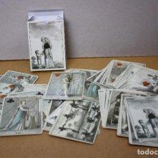 Jeux de cartes: BARAJA DE TRANSFORMACION. ALEMANIA. SIGLO XIX. REPRODUCCION. Lote 69407173