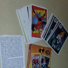 Barajas de cartas: BARAJA LOS INCREIBLES - PB10. Lote 69970873