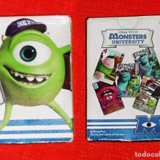 Barajas de cartas: BARAJA - MONSTERS UNIVERSITY. Lote 70048861