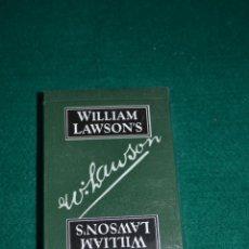 Barajas de cartas: BARAJA WILLIAM LAWSON N . Lote 70205561
