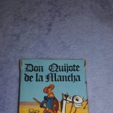 Mazzi di carte: BARAJA CARTAS DON QUIJOTE DE LA MANCHA. Lote 70258171