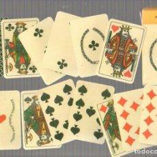 Jeux de cartes: BARAJA PIGNALOSA. ITALIA. SIGLO XIX (1900). REPRODUCCION. Lote 70298157