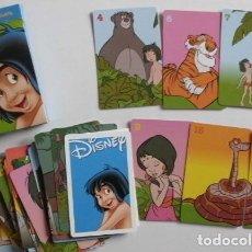 Barajas de cartas: BARAJA EL LIBRO DE LA SELVA FOURNIER. Lote 70300369
