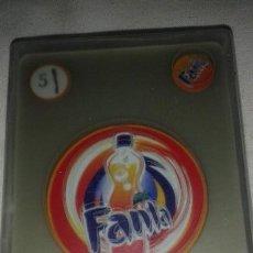 Barajas de cartas: BARAJA DE CARTAS PROMOCIONALES DE FANTA. Lote 70332013