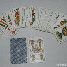 Barajas de cartas: (M) BARAJA - NAIPES FINOS DE HOJA - JUAN ROURA - LA HISPANO-AMERICANA, BARCELONA, COMPLETA . Lote 70347721