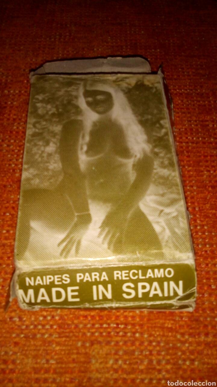 Barajas de cartas: Baraja erotica completa años 70 /80 - Foto 5 - 71037394