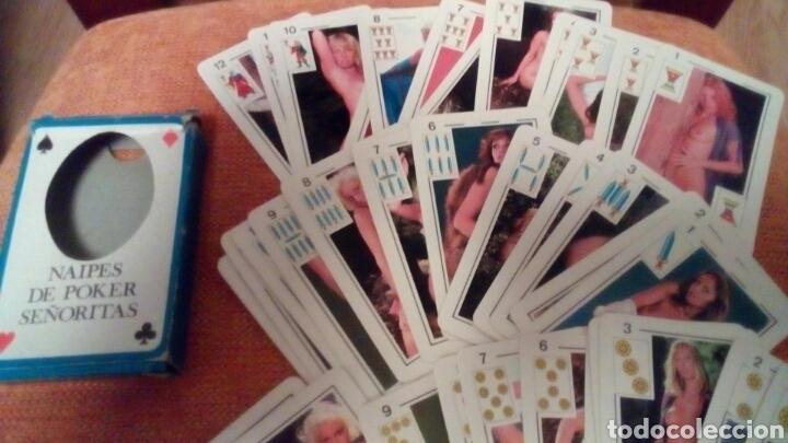 Barajas de cartas: Baraja erotica completa años 70 o 80 - Foto 2 - 71037743