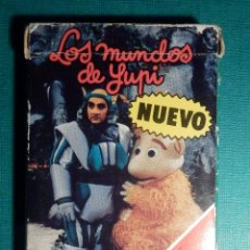 Barajas de cartas: BARAJA INFANTIL - JUEGO DE CARTAS PARA NIÑOS - FOURNIER - LOS MUNDOS DE YUPI - COMPLETA -. Lote 71114677