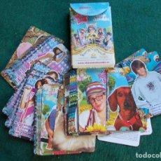Barajas de cartas: BARAJA DE CARTAS PATITO FEO FOURNIER. Lote 126417936