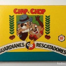 Barajas de cartas: BARAJA INFANTIL CHIP Y CHOP. Lote 71507271