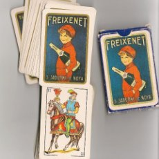 Barajas de cartas: BARAJA PUBLICITARIA FREIXENET - NAIPES COMAS. Lote 71762138