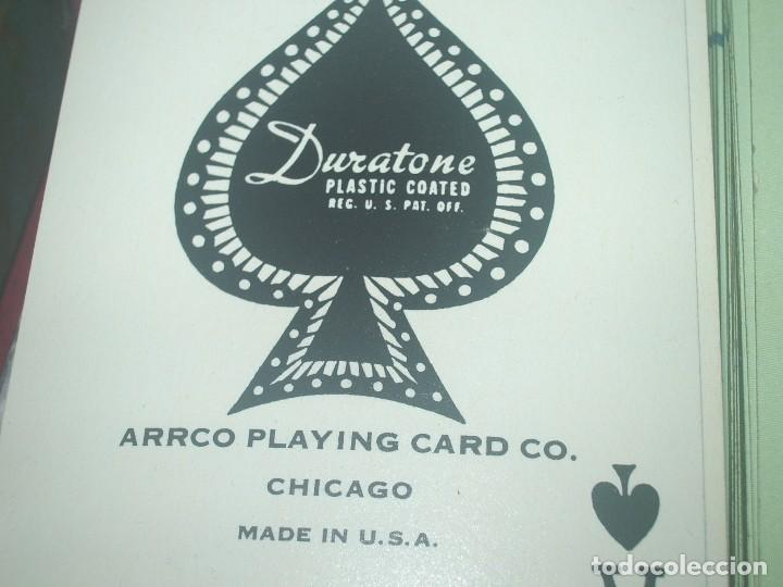 Barajas de cartas: Estuche Par de BARAJAS Poker, PIN UP - Foto 5 - 71830143