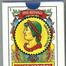 Barajas de cartas: BARAJA ESPAÑOLA MAS REYNALS - NUEVA PRECINTADA. Lote 71849111