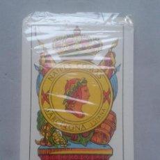 Barajas de cartas: BARAJA ESPAÑOLA DE NAIPES COMAS. BARCELONA. . Lote 71907351