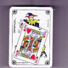 Barajas de cartas: NAIPES, BARAJA POKER FOUR ROSES BOURBON. NUEVAS EN PRECINTO DE ORIGEN. Lote 71953711