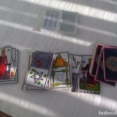 Barajas de cartas: EL GRAN TAROT ESOTÉRICO. HERACLIO FOURNIER. BARAJA ESOTERICA. CON LAS INSTRUCCIONES.. Lote 72053719