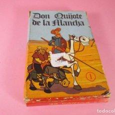 Barajas de cartas: BARAJA/CARTAS/NAIPES-DON QUIJOTE DE LA MANCHA-I-CRUZ DELGADO 1978-LICENCIA DE RAMAGOSA I.M,S.A.-32 C. Lote 72174227
