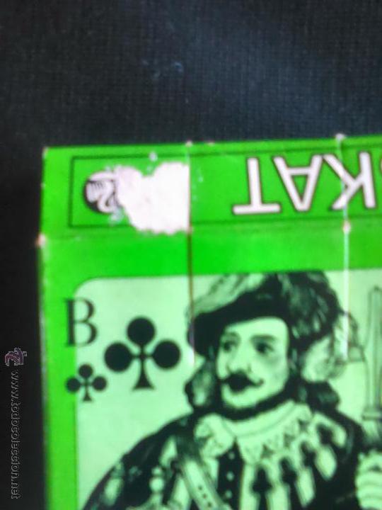 Barajas de cartas: BARAJA DE CARTAS SKAT. PUBLICIDAD PELIKAN. - Foto 4 - 72760395