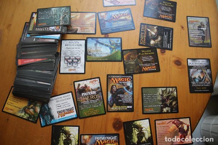 LOTE 100 CARTAS MAGIC (Juguetes y Juegos - Cartas y Naipes - Otras Barajas)