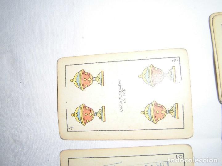 Barajas de cartas: baraja de cartas n.6 naipes comas - Foto 3 - 72900199