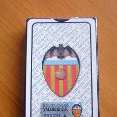 Barajas de cartas: BARAJA DEL VALENCIA - COMPLETA 50 CARTAS - VER FOTOS. Lote 72944639