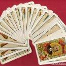 Barajas de cartas: BARAJA VDA. E HIJOS H. FOURNIER , 1ª CLASE , 40 NAIPES , LEER DESCRIPCION , ORIGINAL, B. Lote 73807019