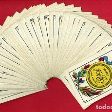 Barajas de cartas: BARAJA NAIPES FOX TROT, PERFECTA ,COMPLETA , 40 CARTAS HERACLIO FOURNIER , MODELO Nº 51, ORIGINAL, C. Lote 73808307