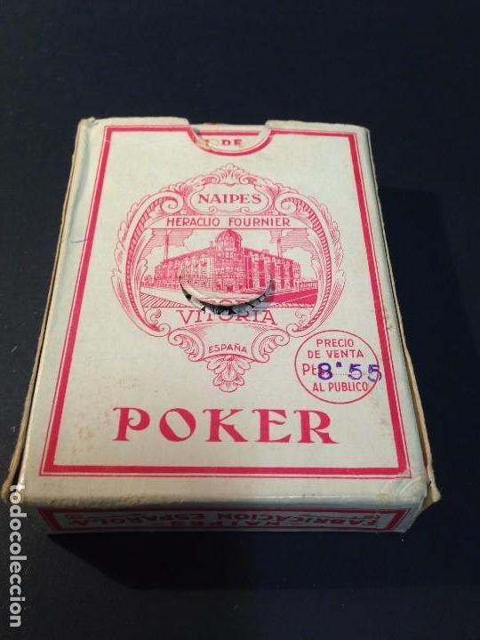 BARAJA POKER HERACLIO FOURNIER Nº 18 (Juguetes y Juegos - Cartas y Naipes - Barajas de Póker)