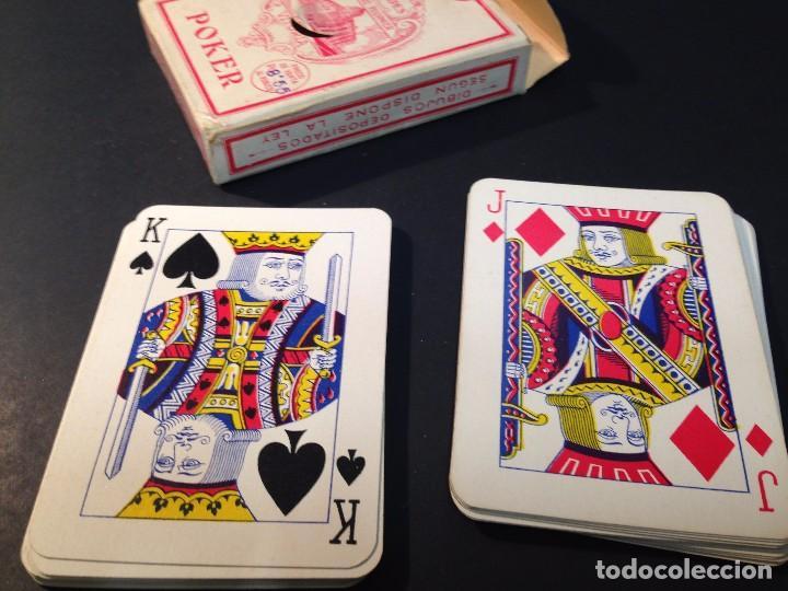 Barajas de cartas: BARAJA POKER HERACLIO FOURNIER Nº 18 - Foto 3 - 73977307