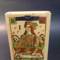 Barajas de cartas: TAROT FLORENTINO MINCHIATE AL LEONE S. XVIII. Lote 74115075