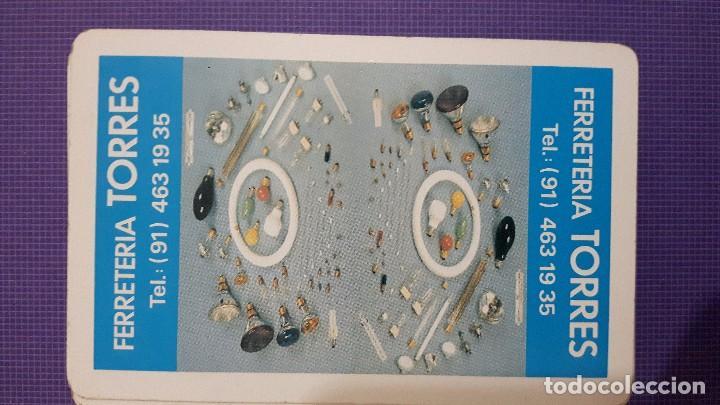BARAJA DE CARTAS. NAIPES HERACLIO FOURNIER. VITORIA. (Juguetes y Juegos - Cartas y Naipes - Otras Barajas)
