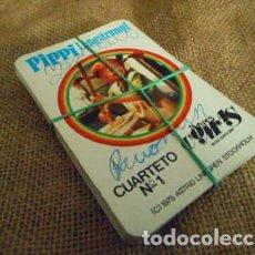Barajas de cartas: BARAJA DE CARTAS DE PIPI CALZASLARGAS. Lote 74327395