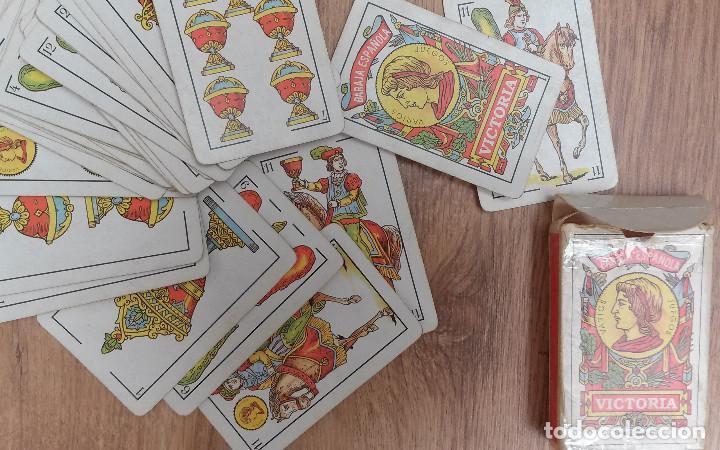 BARAJA DE CARTAS - VICTORIA - BARAJA ESPAÑOLA 40 CARTAS (Juguetes y Juegos - Cartas y Naipes - Baraja Española)