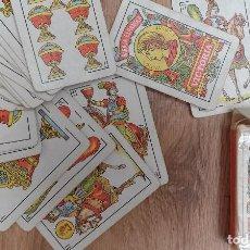 Barajas de cartas: BARAJA DE CARTAS - VICTORIA - BARAJA ESPAÑOLA 40 CARTAS. Lote 74404455